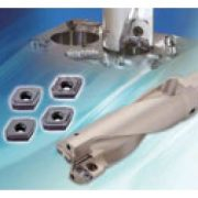 Tungaloy ULTRA-SMALL DIAMETER SOLID DRILLS FOR STEELS