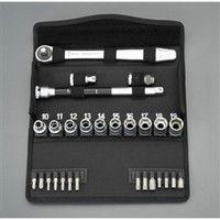 esco Socket wrench set EA617BC-2